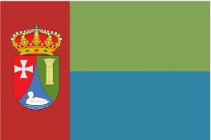 Bandera de Abánades